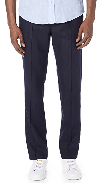 Vince Pintuck Track Trousers