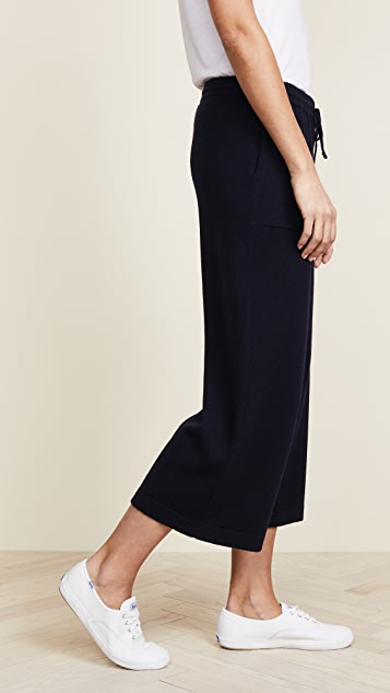Vince Wide Leg Crop Pants