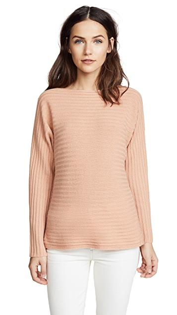 Vince Tie Back Dolman Sweater