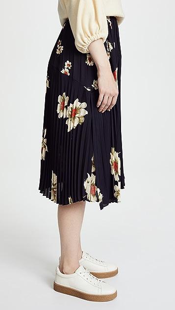 Vince Gardenia Skirt