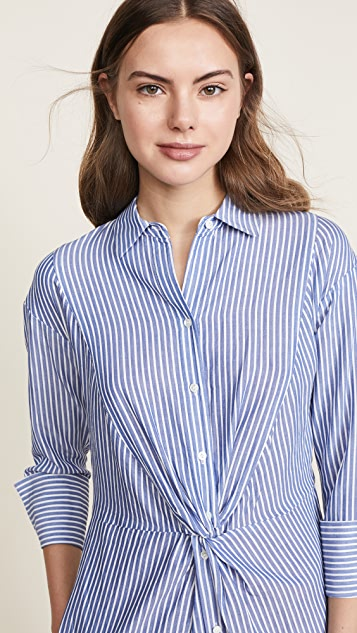 Vince Classic Shirtdress