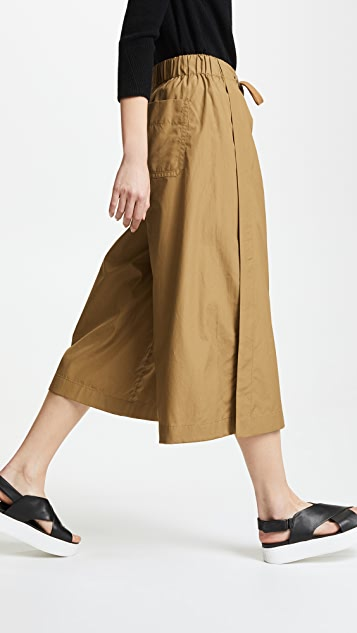 Vince Overlay Culottes