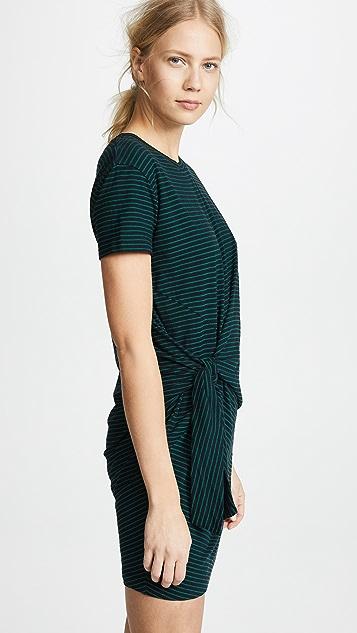 Vince Classic Stripe Dress