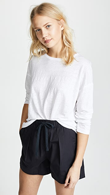 Vince Relaxed LS Crew Tee