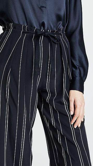 Vince Tie Front Pants