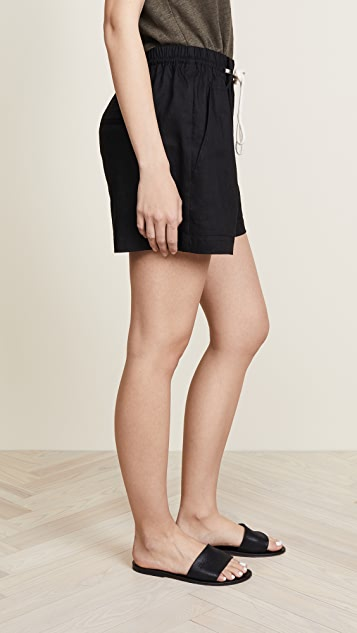 Vince Rope Tie Shorts