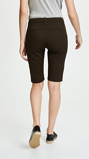 Vince Coin Bermuda Shorts