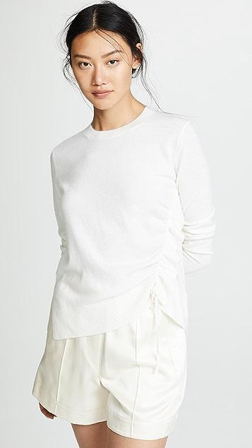 Vince Side Cinch Pullover