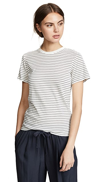 Vince Pencil Stripe Tee