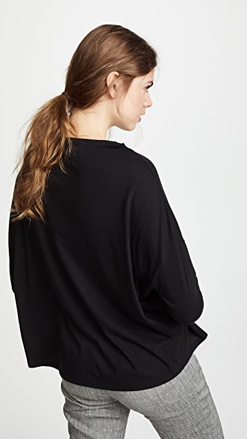 Vince Boat Neck Tee
