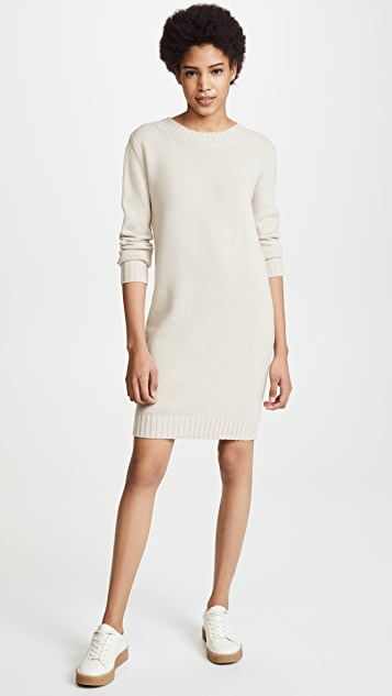 Vince Off Shoulder Dress