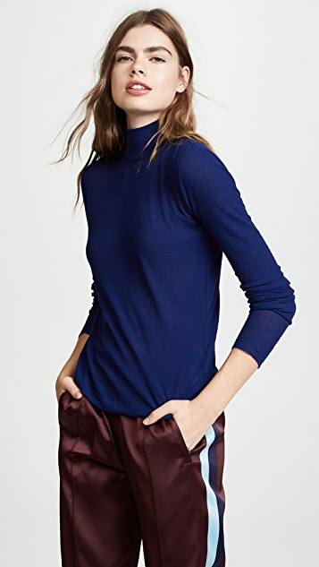 Vince Long Sleeve Turtleneck Sweater