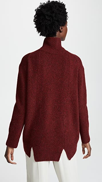 Vince Oversized Turtleneck