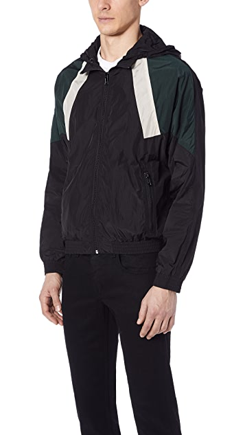 Vince Hooded Shell Jacket