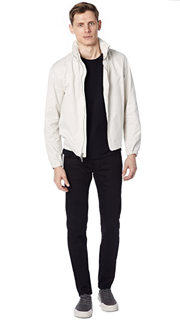 Vince Full Zip Hooded Jacket