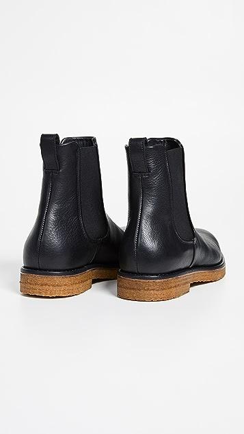 Vince Cressler Crepe Sole Chelsea Boots