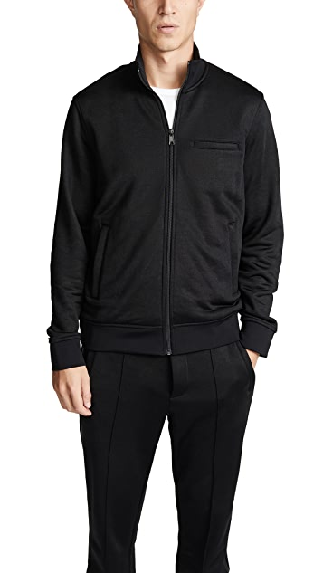 Vince Heat Seal Track Jacket
