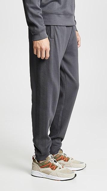 Vince Ottoman Stitch Sweatpants