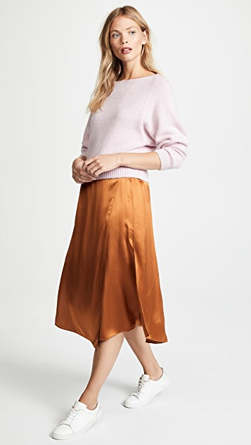Vince Cropped Cashmere Sweater