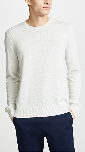 Vince Solid Crew Neck Sweater