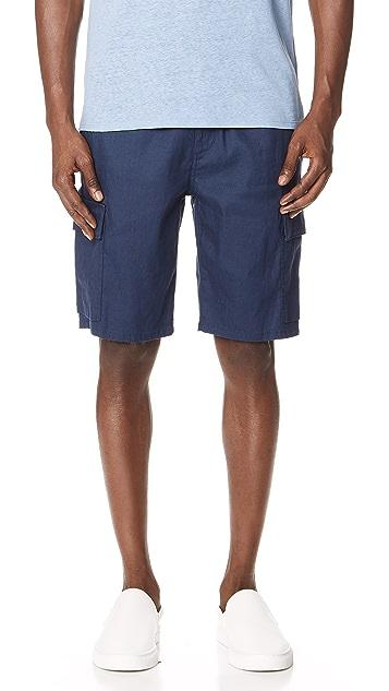 f15edac439 Vince Drawstring Cargo Shorts | EAST DANE
