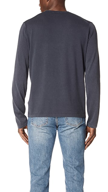 Vince Single Pocket Sweater