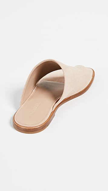 Vince Edris Toe Ring Slides