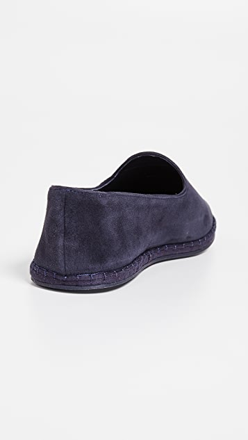 Vince Malia 帆布便鞋