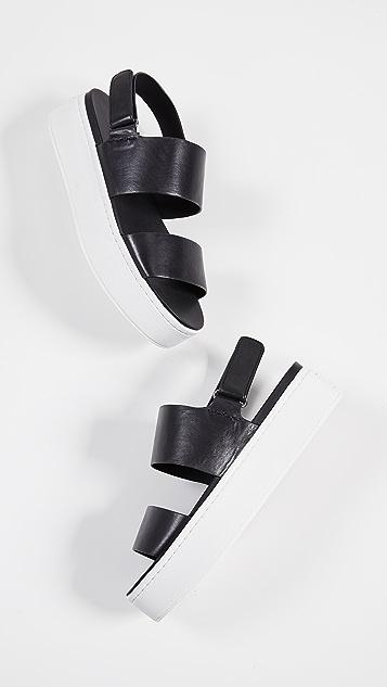 Vince Westport Platform Sandals