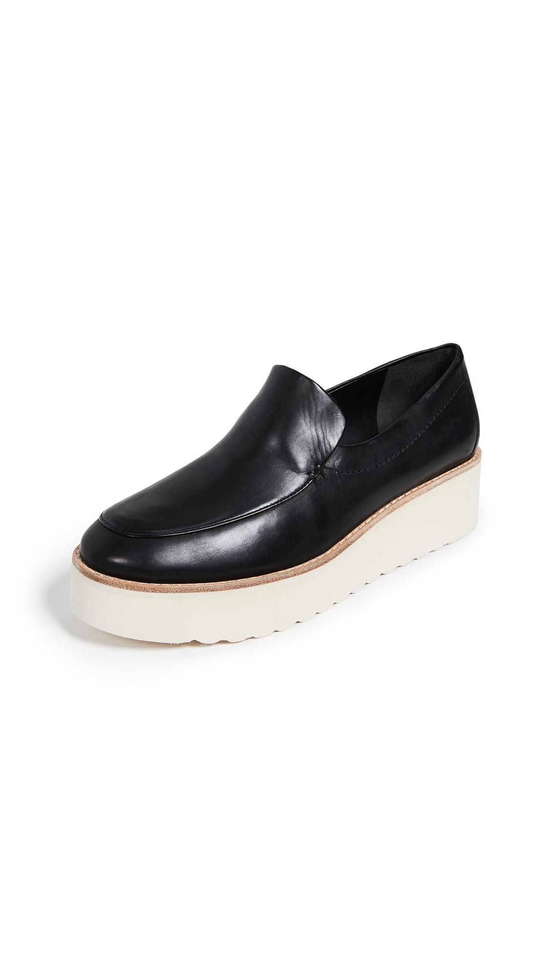 Vince Zeta Platform Loafers