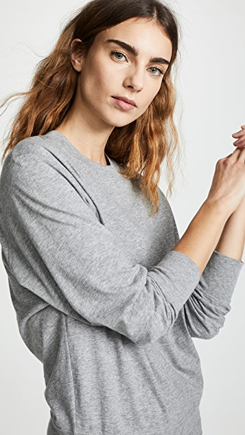 Vince Long Sleeve Pullover