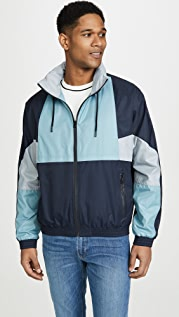 Vince Colorblock Track Jacket
