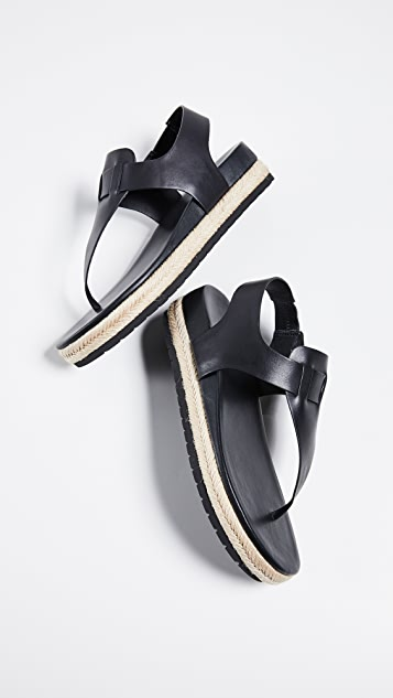 Vince Flint 平底夹趾凉鞋