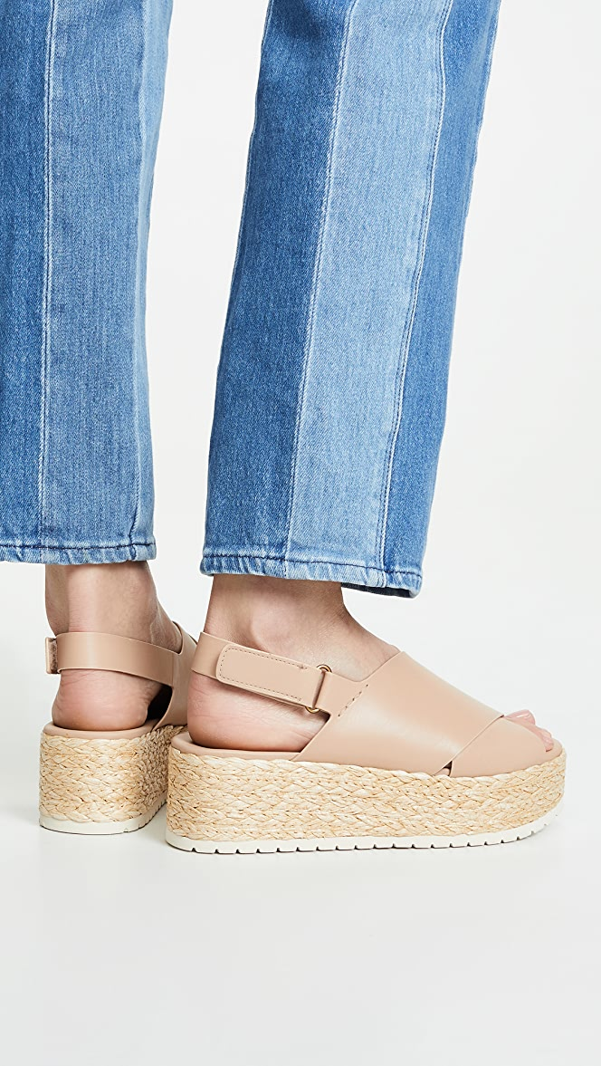 Vince Jesson Platform Sandals   SHOPBOP