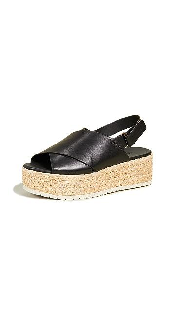 Vince Jesson Platform Sandals