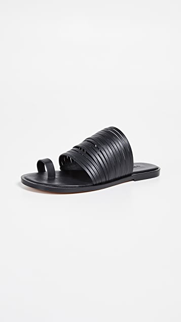 Vince Penrose Toe Ring Slides