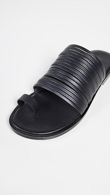 Vince Penrose Toe Ring Slides