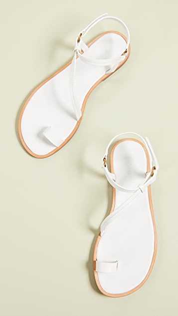 Vince Perrigan Toe Ring Sandals