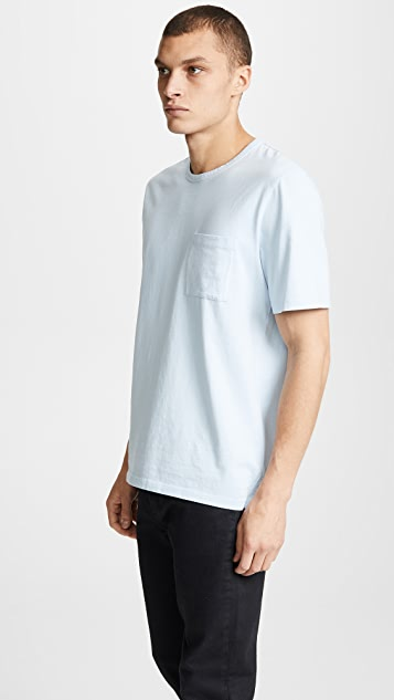 Vince Garment Dyed Tee