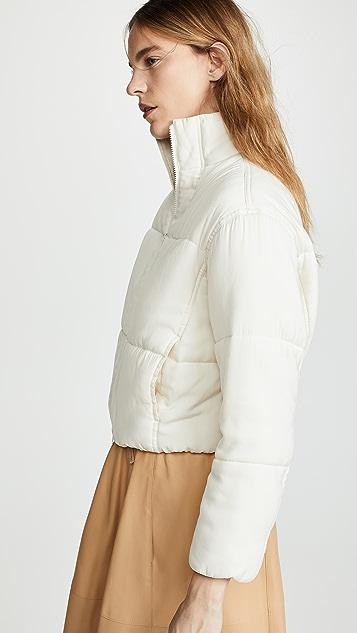 Vince Soft Bomber Jacket