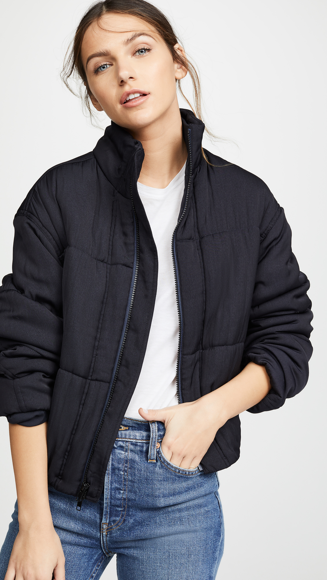 Vince Soft Bomber Jacket