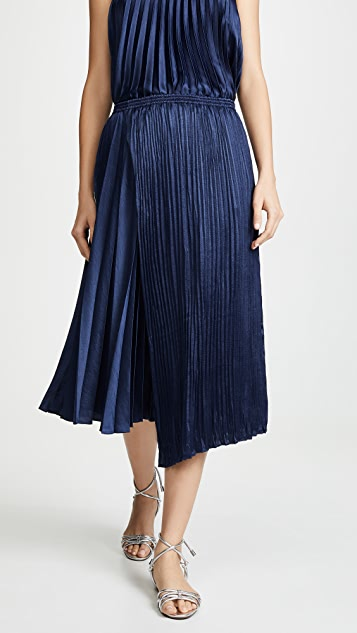 ad9f19c95a Vince Mixed Pleat Skirt | SHOPBOP