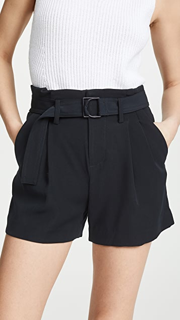 Belted Shorts by Vince