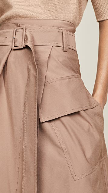 Vince Utility Skirt