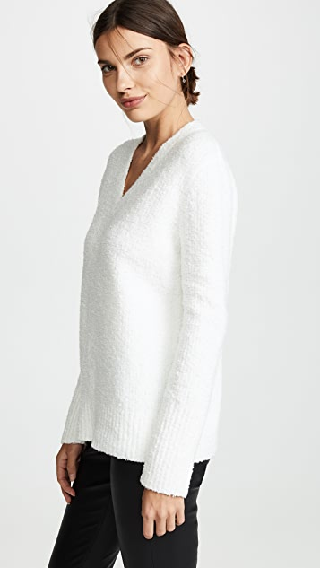 Vince Textured Tunic