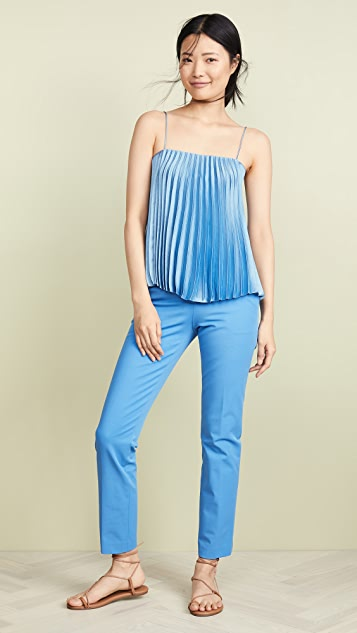 Vince Pleated Cami