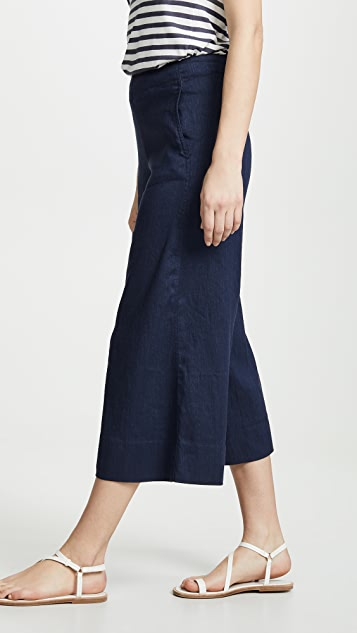 Vince High Rise Culottes