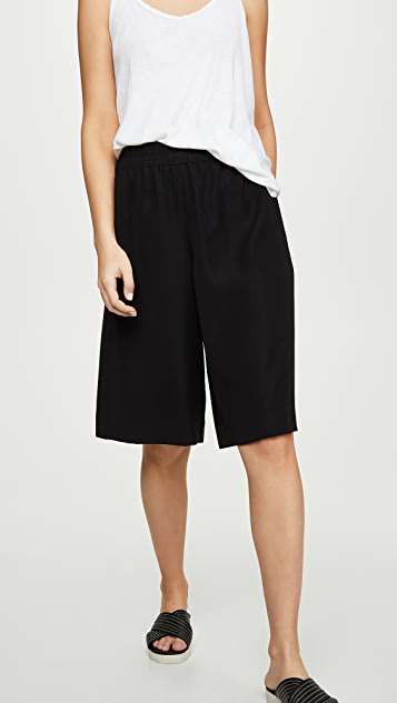 Vince Pull On Shorts