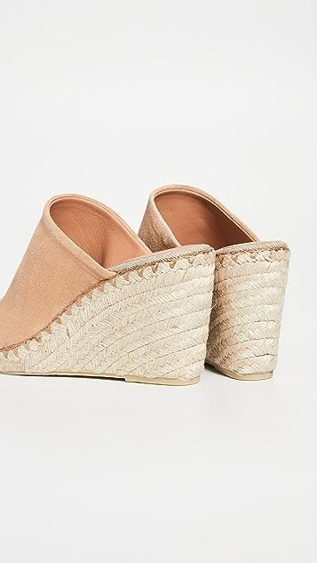 Vince Sutherland 夹趾穆勒鞋