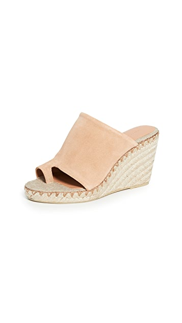 Vince Sutherland Toe Ring Mules